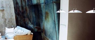 Dekoracyjne panele ze szkła stapianego
