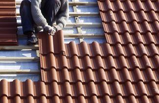 Dach włoknisto-cementowy