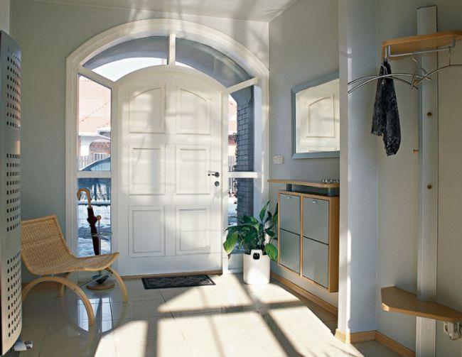 Świetliki w drzwiach
