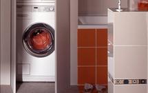 Pralka w łazience: we wnęce lub za drzwiami