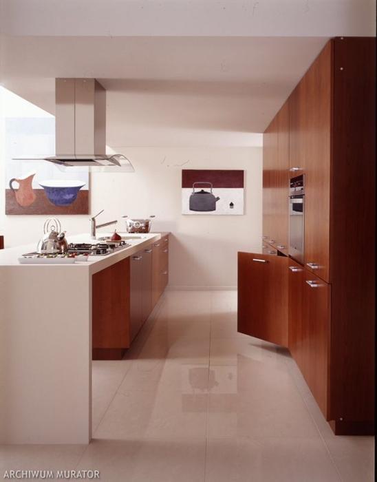 Galeria zdjęć  Nowoczesna kuchnia połączona z salonem Zobacz, jak wyposażyć