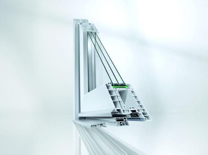 System drzwi balkonowych GENEO