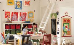 Pomysłowy pokój dla dziecka - aranżacje pokojów dziecięcych rozwijające wyobraźnię