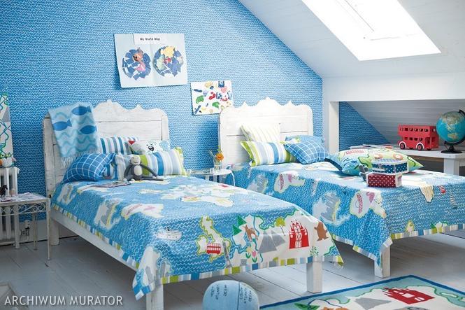Błękitny pokój dla podróżnika