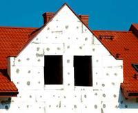 Ocieplenie domu - grubość styropianu