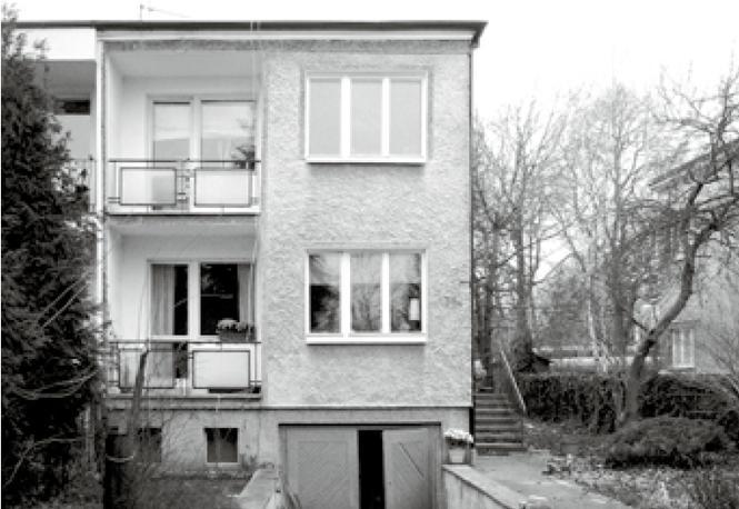 Dom kostka przed przebudową