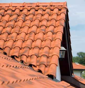 Dachówki ceramiczne  - wielość kształtów