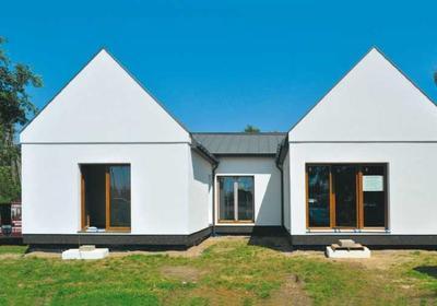 Prefabrykaty betonowe z cemokrzemporu. Jak wygląda budowa domu z prefebrykatów?