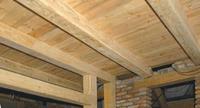 Wymiana stropu drewnianego