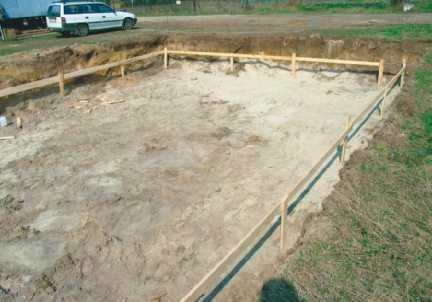 Przygotowanie podbudowy