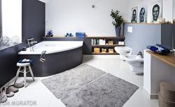 15 pomysłów na szarą łazienkę. Aranżacje nowoczesnych i eleganckich łazienek pełnych szarości
