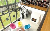 Jak podzielić pomieszczenia bez ścian działowych? Otwarta strefa dzienna