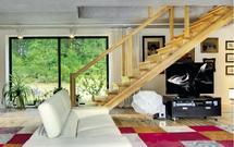 Schody betonowe i drewniane – porównanie
