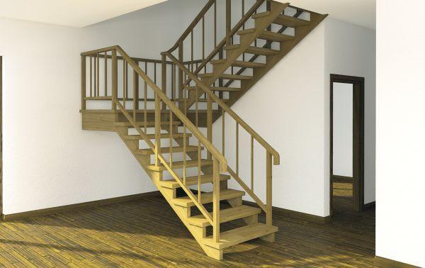Zdjęcia schodów drewnianych