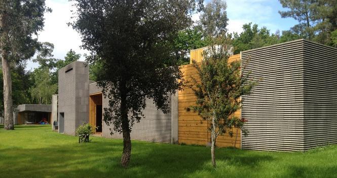 Nowoczesny dom z Portugalii