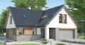 Dom piętrowy czy z poddaszem użytkowym? A może w stylu dworkowym lub nowoczesny? Wybierz projekt dla siebie!