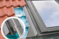 Uszczelniający kołnierz do okien dachowych - energooszczędność w pakiecie