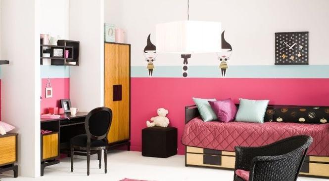 Malowanie ścian. Fajne triki, dzięki którym wnętrza będą większe, wyższe, bardziej przytulne