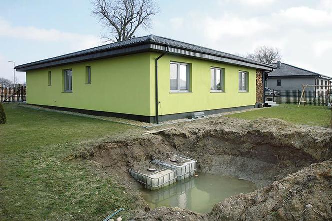 """Projekt domu """"Znany"""" wybudowany przez Agnieszkę i Krzystofa"""