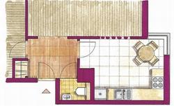 Cechy funkcjonalnego planu mieszkania