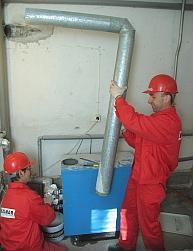 Modernizacja instalacji
