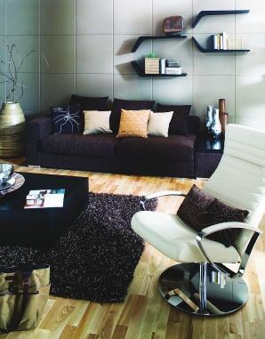 Meble do salonu. Jak dobrać sofę, stolik, fotel?